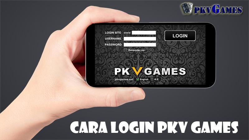 Cara Login Pkv Games Online Pakai Android