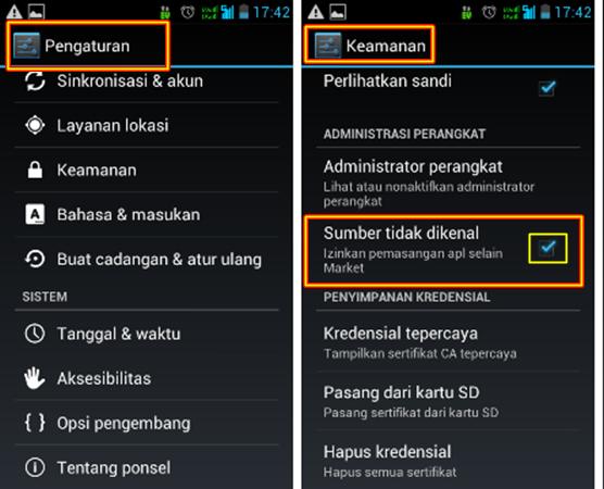 instal aplikasi pkv games android